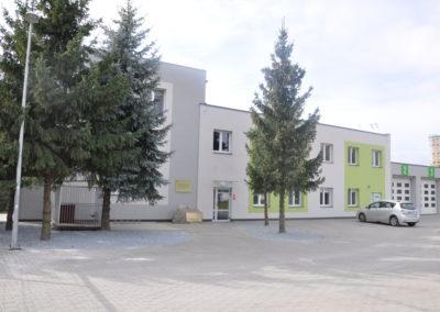 Budynek socjalno-techniczny 2