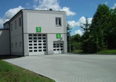 Budynek socjalno-techniczny 3