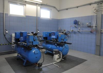 Stacja Uzdatniania Wody - dmuchawy