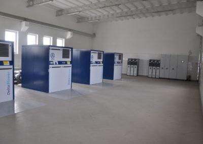 Stacja dmuchaw 2