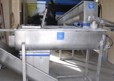 Stacja mechanicznego odwadniania i higienizacji osadu 2
